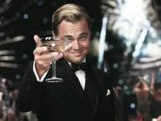 Leonado di Caprio, en 'El gran Gatsby'