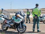 Guardia Civil en Palencia