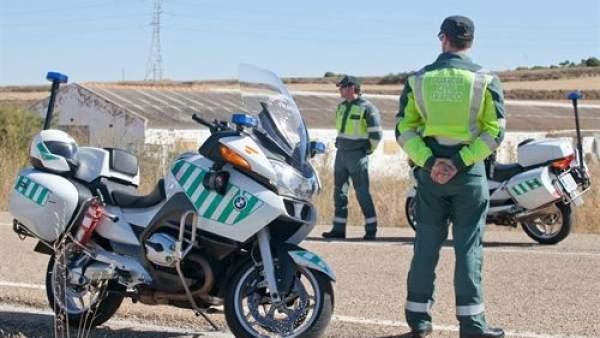Guardia Civil en Palencia
