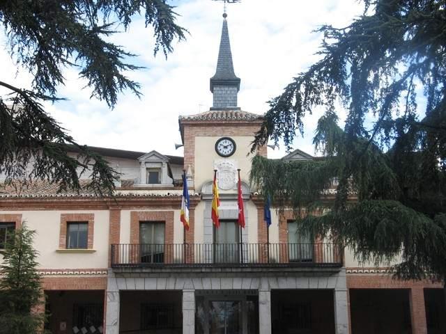 El ayuntamiento de las rozas cede a la iglesia una parcela - Muebles en las rozas europolis ...