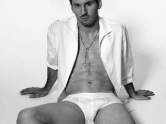 Messi para Dolce&Gabbana