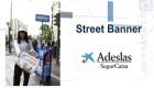 Street Banner de Adeslas