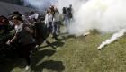 Encendidas protestas en Estambul