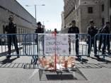 Protesta por la igualdad de los permisos