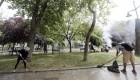 Adiós al parque de Estambul