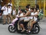 Vuelta al cole en Filipinas