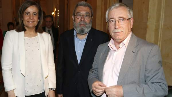 Báñez, Toxo y Méndez