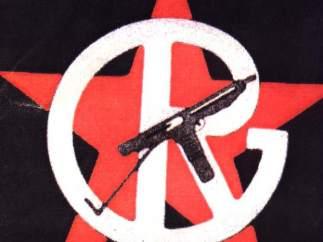 Símbolo de GRAPO (Grupos de Resistencia Antifascista Primero de Octubre).