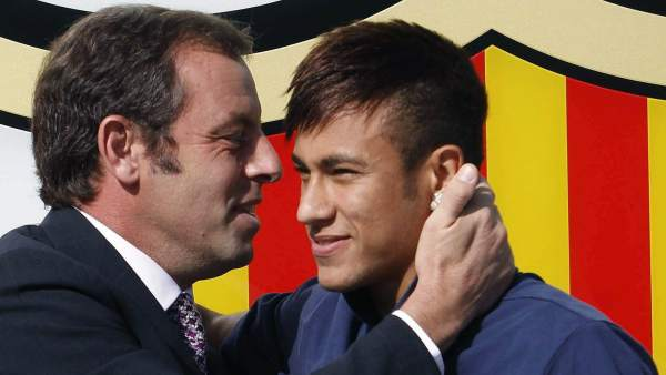 El juez Ruz pide al Barcelona el contrato de Neymar antes de admitir una  querella contra Rosell 6ed988e90f3