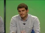 """Casillas a Mou: """"Le deseo lo mejor"""""""