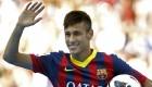 Ver v�deo Neymar firma su contrato con el Bar�a