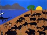 Cattle of Sun God, 1977