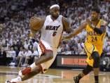 Los Heat repiten: tercera final consecutiva