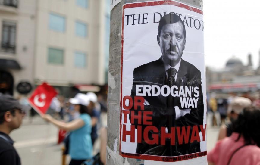 Siguen las protestas en Turquía
