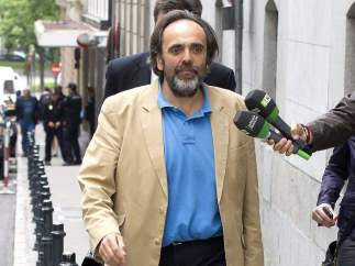 El exalcalde de Majadahonda Guillermo Ortega