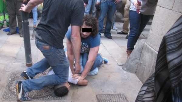 Los ciudadanos plantan cara a la delincuencia en la calle y el metro