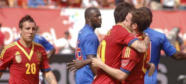 España-Haití