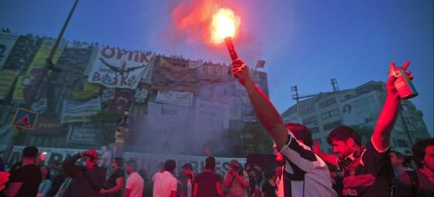 Las protestas continúan en Turquía