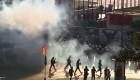 La policía turca desaloja Taksim