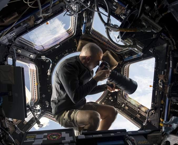 Fotografía espacial