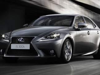 Nuevo Lexus  híbrido IS 300h