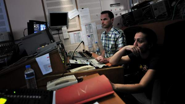 Cierre de la cadena pública de televisión de Grecia ERT