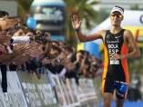 El triatleta Mario Mola