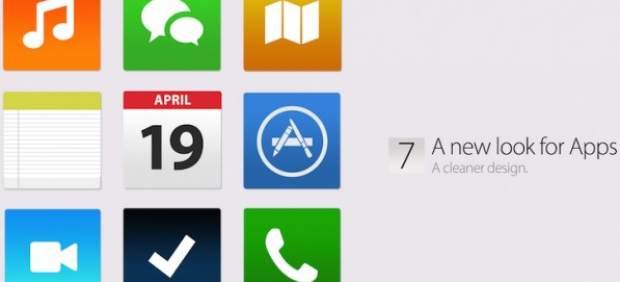 Apple publica iOS 7, la nueva actualización de su sistema operativo móvil