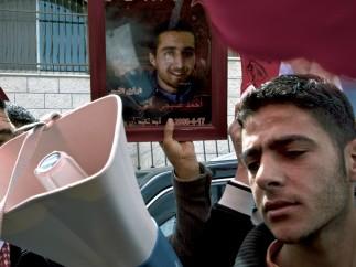 Sans titre (Death n° 3) Palestine, 2011-2012