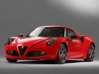 Deportivo Alfa Romeo 4C 2014