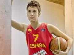 La baloncestista Alba Torrens