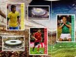 Estrellas jóvenes de la Copa Confederaciones
