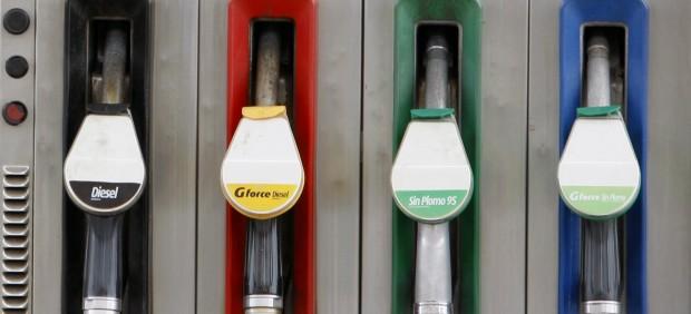 Gasolinera y carburantes