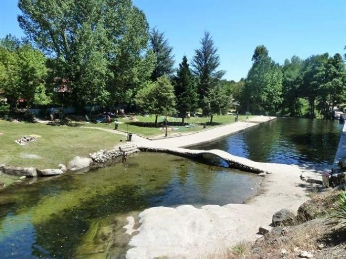 La naturaleza qu mejor piscina for Candeleda piscinas naturales