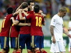 España-Uruguay