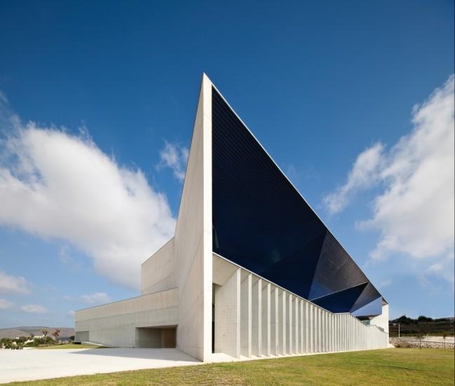 El auditorio de teulada alicante gana en londres uno de - Arquitectos en alicante ...