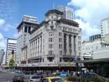 Imagen del centro de Auckland, en Nueva Zelanda.