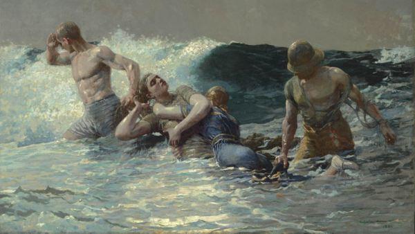 'Undertow', 1886