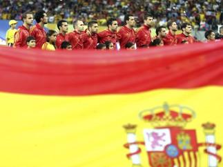 España y Uruguay