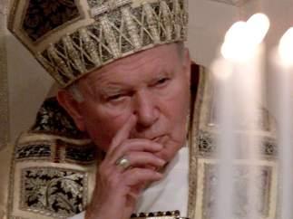 El papa Juan Pablo II, en una imagen de 2000.