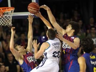 Batalla final por la Liga ACB