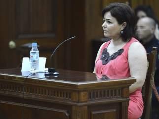 Ruth Ortiz declara ante el juez