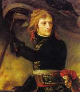 Retrato de Napole�n Bonaparte.