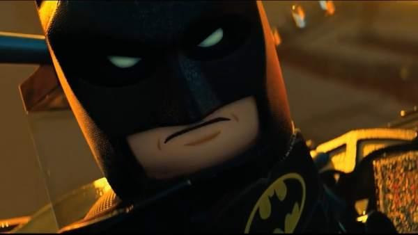 Batman en 'Lego: la película'
