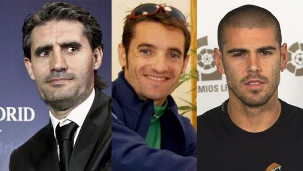 Caminero, Paquillo y Valdés