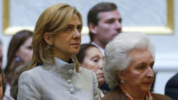 La Infanta Cristina y el 'caso Nóos'