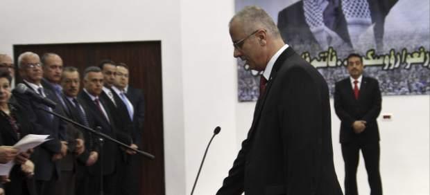 Dimite el primer minisitro palestino
