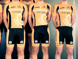 Equipo ciclista Euskaltel-Euskadi
