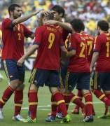 Gol de Torres con España