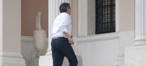 La coalición griega no llega a un acuerdo y todo apunta a una posible ruptura del Gobierno